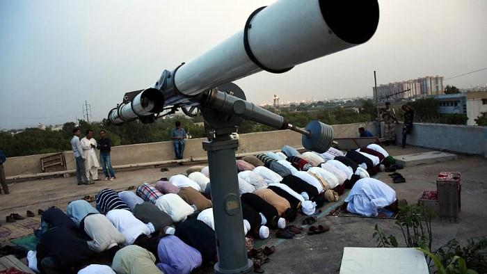 تحري هلال رمضان في باكستان