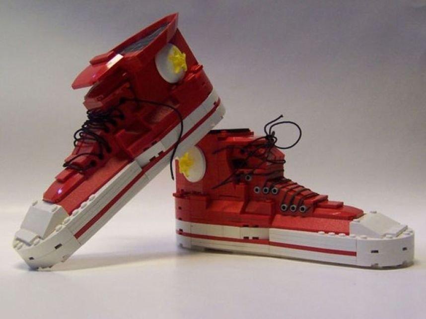 حذاء النجوم