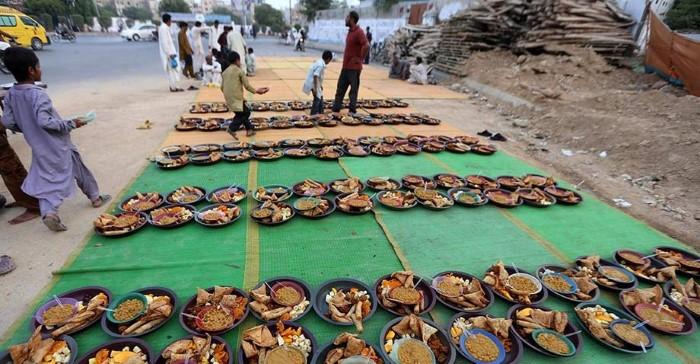 إفطار رمضان