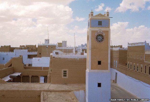 زيارة فريق طبي أمريكي للملك عبد العزيز2