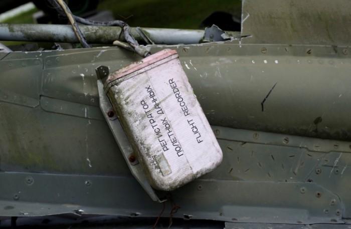 صندوق أسود لطائرة ميج 23