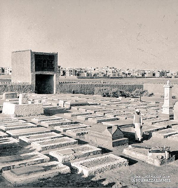مقبرة للنصارى في جدة