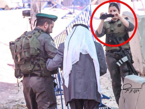 صور منوعة محاولة فاشلة لجنود الإحتلال الصهيوني تهدف لتجميل صورتهم أمام الإعلام الغربي