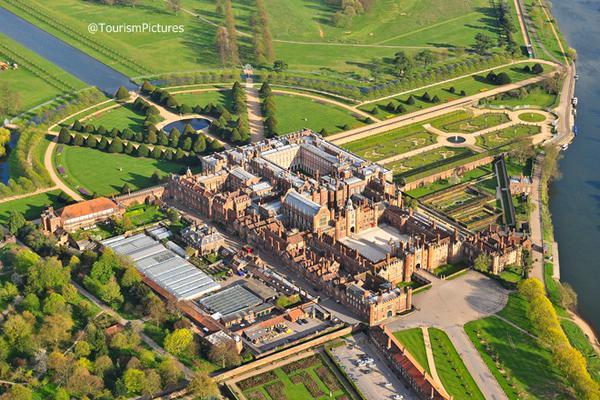 صور منوعة قصر هامبتون كورت، لندن