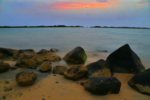 شاطئ ثول عبر كاميرا المصور المبدع إبراهيم الغامدي.
