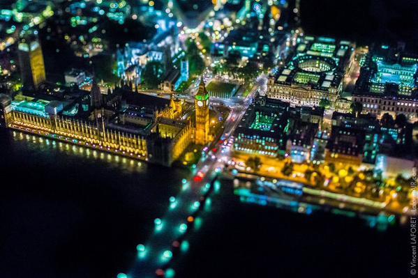 صور منوعة مدينة لندن في المساء