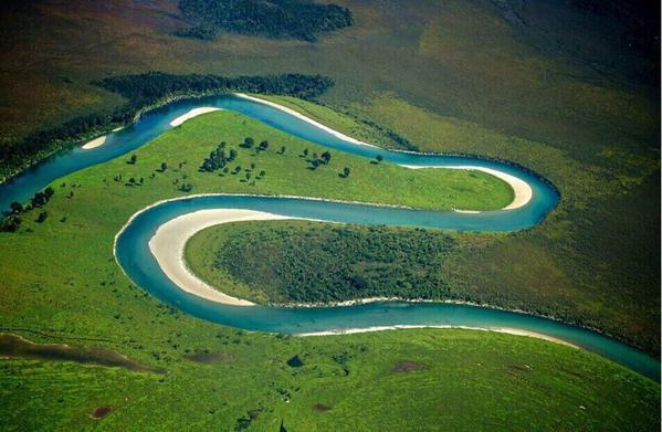 صور منوعة نهر وانكا في نيوزيلاندا