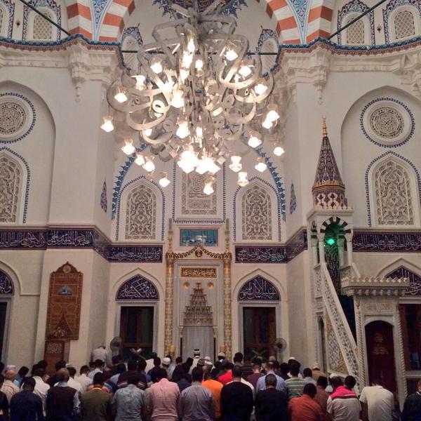 مسجد طوكيو في اليابان