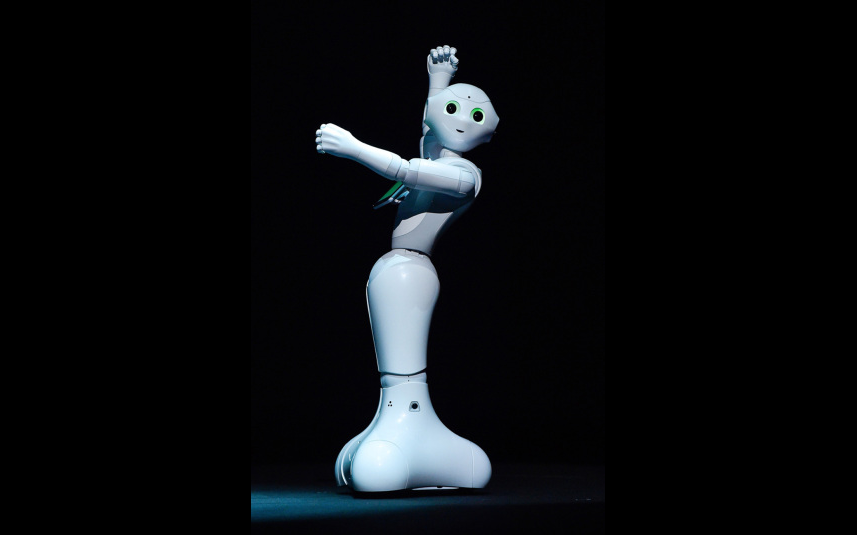 """الكشف عن روبوت حديث يُسى """"فلفل"""" أو """"Pepper"""""""