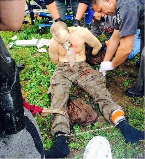 """قوات الشرطة الأمريكية تتمكن من إلقاء القبض على """"دايفيد سويت"""" أحد المجرمين المدانين بجرائم قتل"""