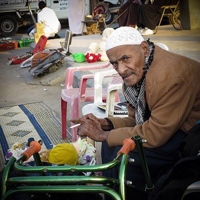 فن تصوير حياة الناس مع المصور محمد الخراري