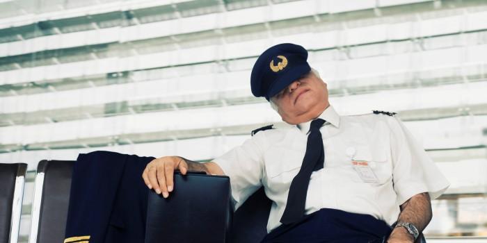 قبطان الطائرة