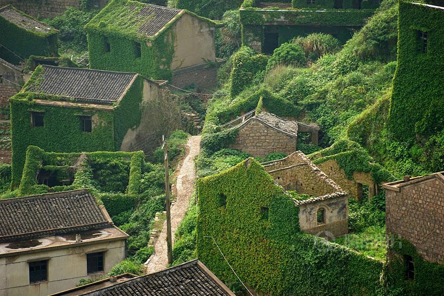 قرية-صينية
