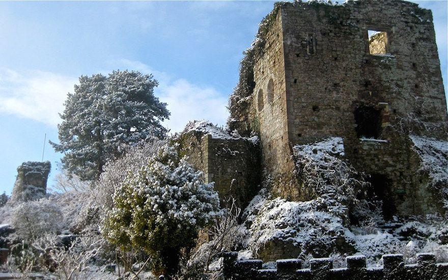 قلعة أوسك،