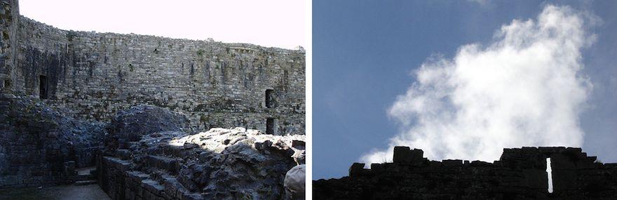 قلعة بيوماريس على جزيرة أنجلسي