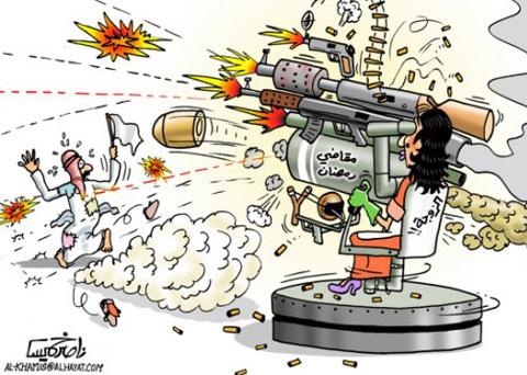 كاريكاتير ناصر خميس