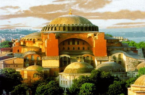 مسجد أيا صوفيا