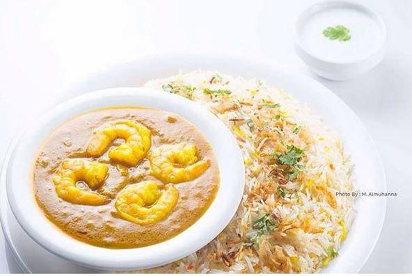 مطعم الهندي السريع