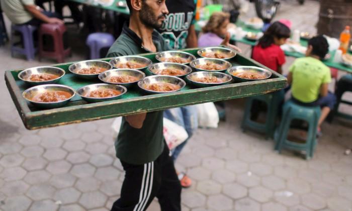موائد الإفطار في مصر