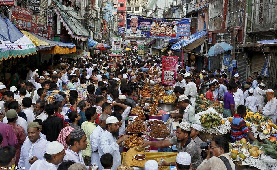 موائد إفطار بنغلاديش