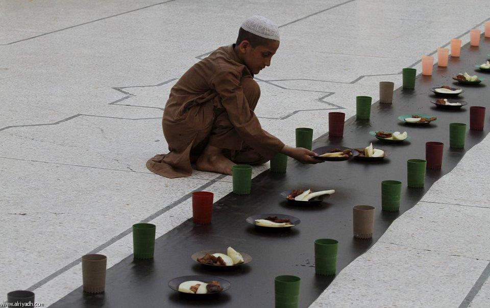 موائد إفطار باكستان