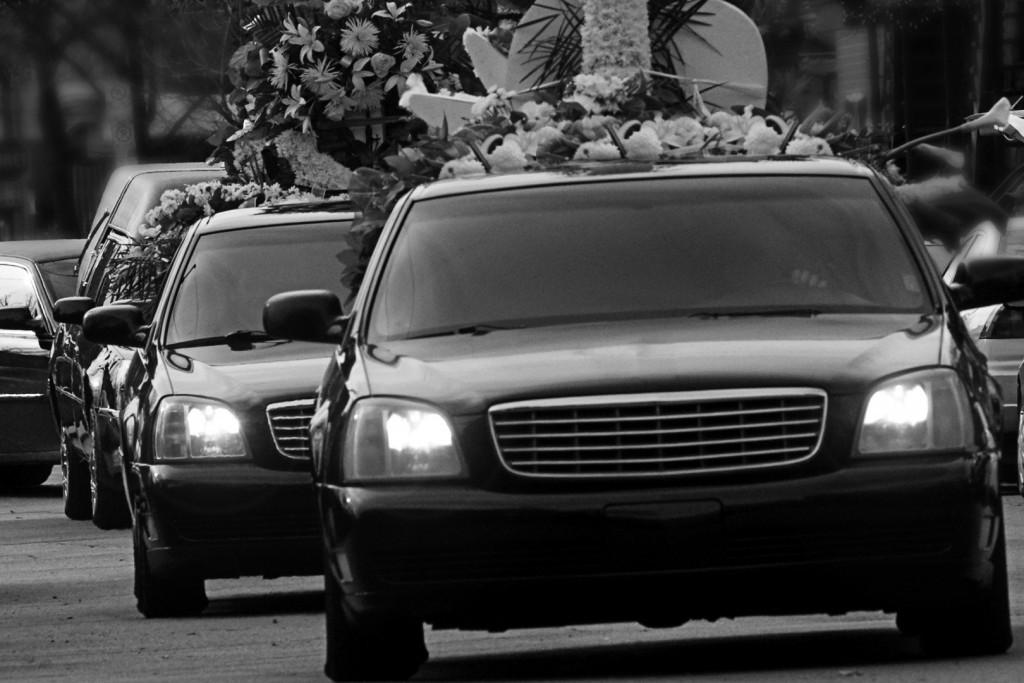 موكب جنازة