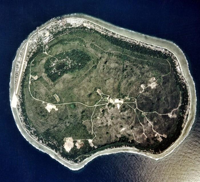 جزيرة ناورو التي دمرتها مناجم الفوسفات