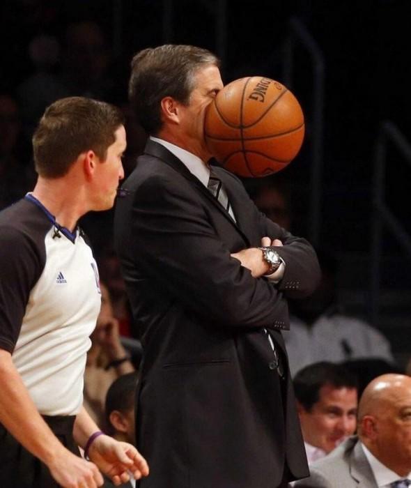 صور: لحظات مضحكة وغريبة في عالم الرياضة