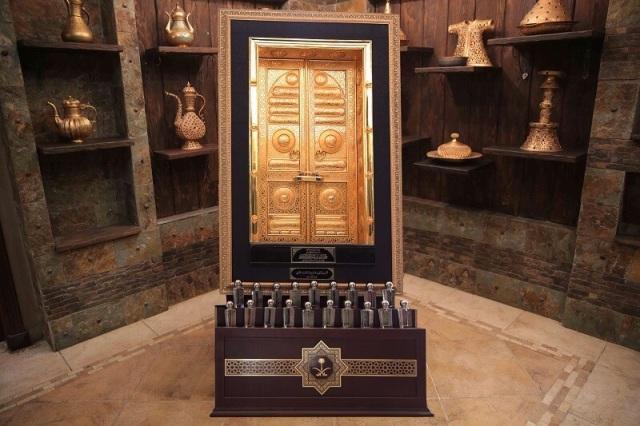 هدية لخادم الحرمين الشريفين من أهالي مكة المكرمة