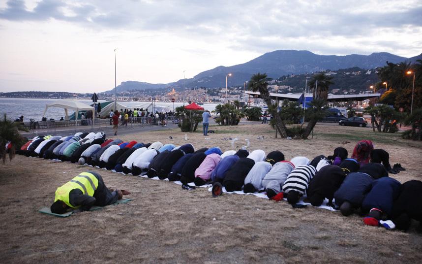 رمضان في ايطاليا