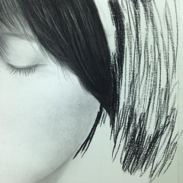 رسم الوجوه البشرية