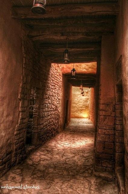 ممرات العلا الأثرية