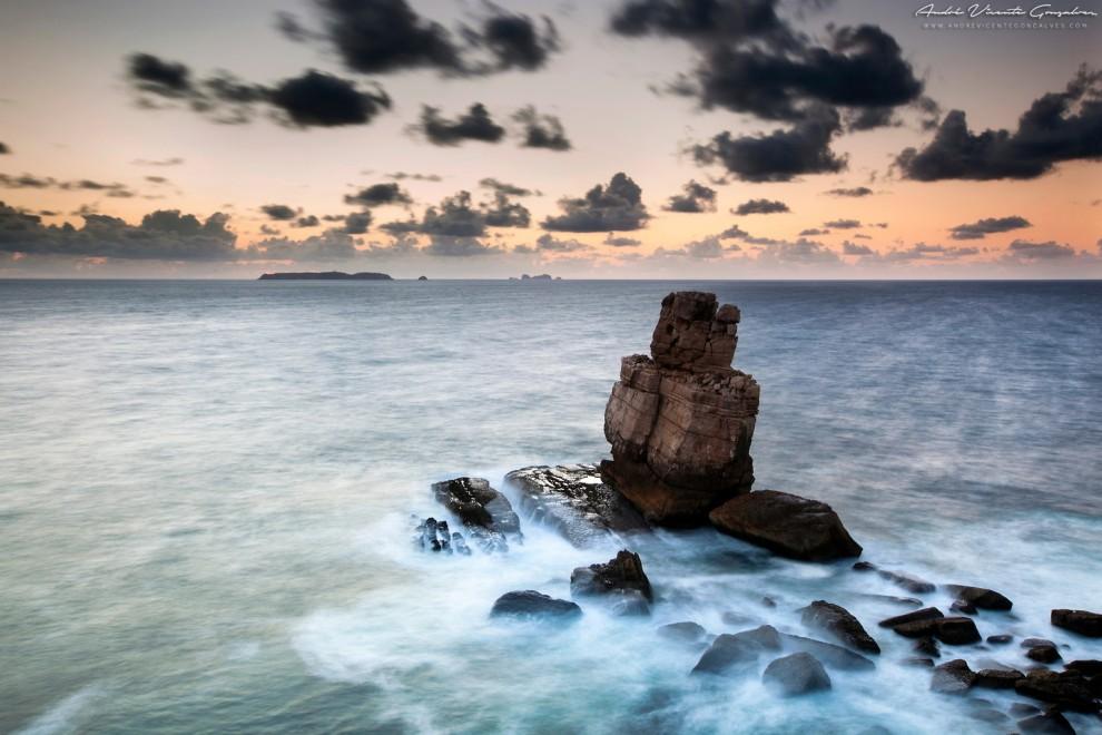 صخور البحار