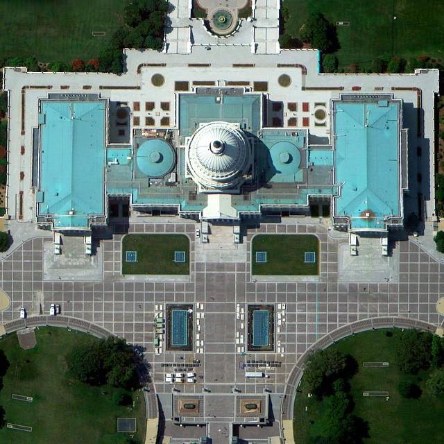 """مقر الكونغرس """"البيت الأبيض""""، واشنطن، الولايات المتحدة الأمريكية"""