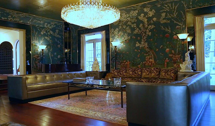 منزل المغنية الألمانية المشهورة مارلين ميتريش