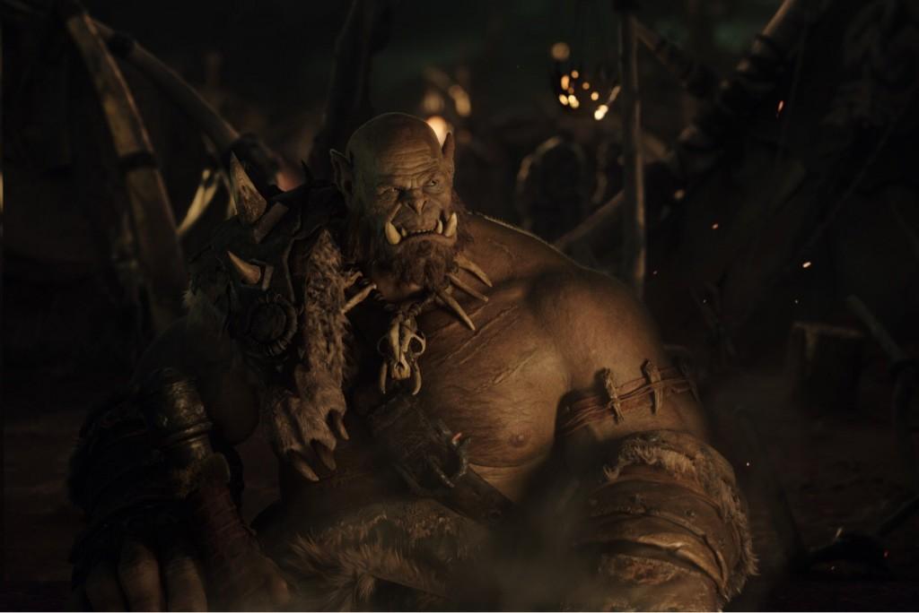 Orgrim، بطل فيلم Warcraft القادم