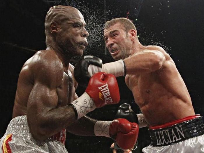 صور مضحكة من الملاكمة