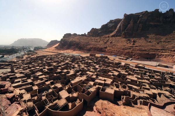 قرية مدينة العلا التاريخية