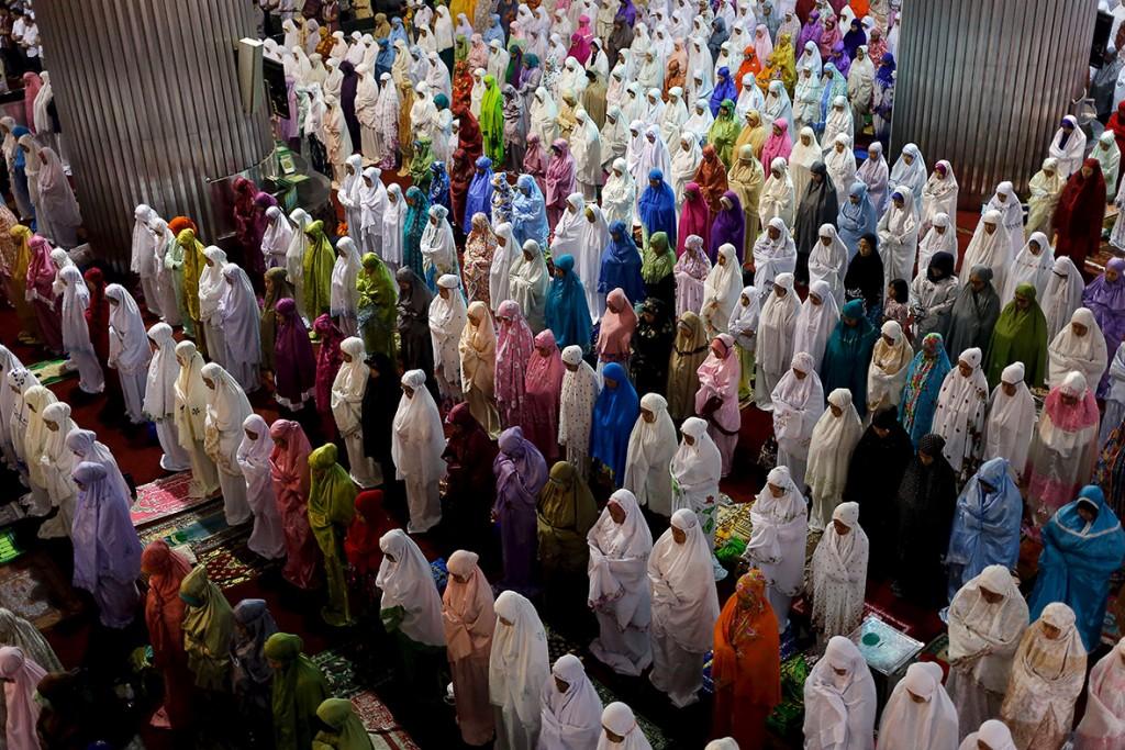 المسلمون من حول العالم