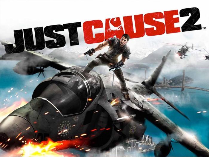 لعبة Just Cause 2