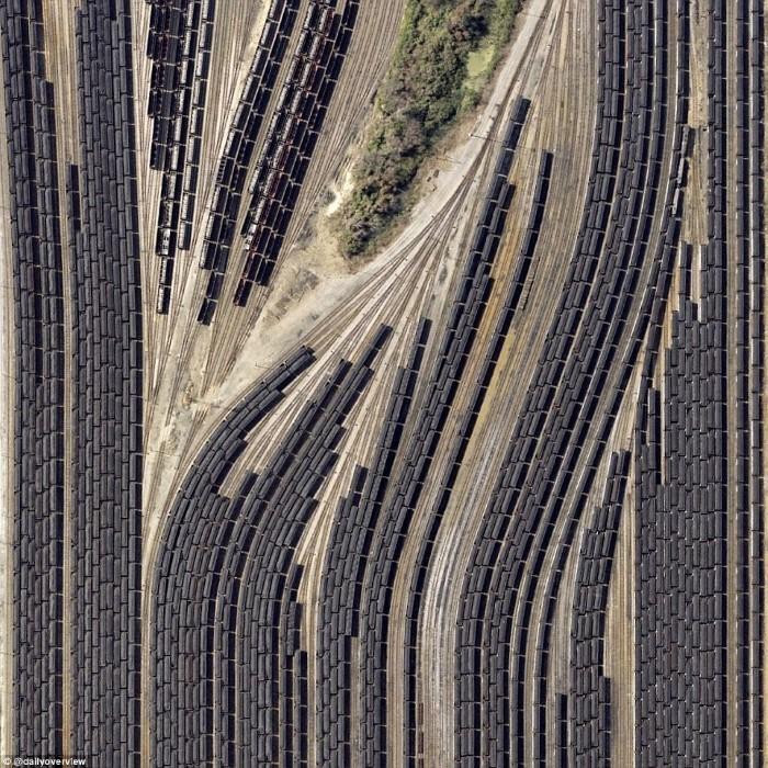 مناطق استخراج الفحم