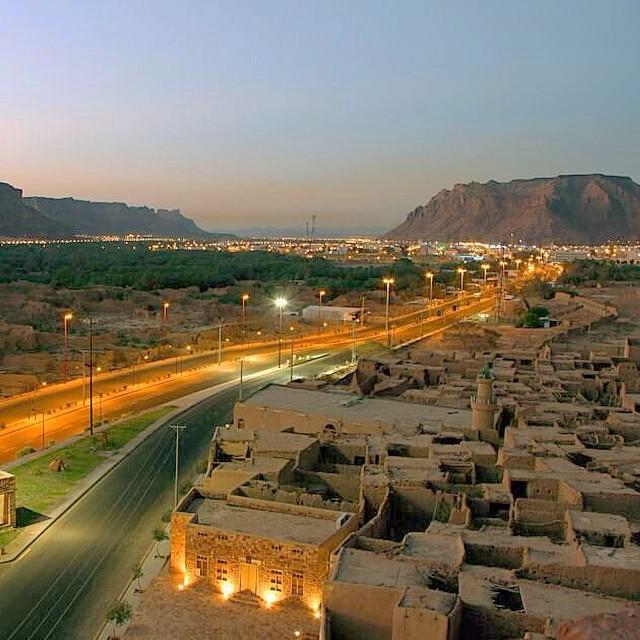 مدينة العلا الأثرية