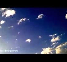 حادث جوي مؤسف خلال مهرجان الطيران الدولي في إسبانيا (4 صور + فيديو)