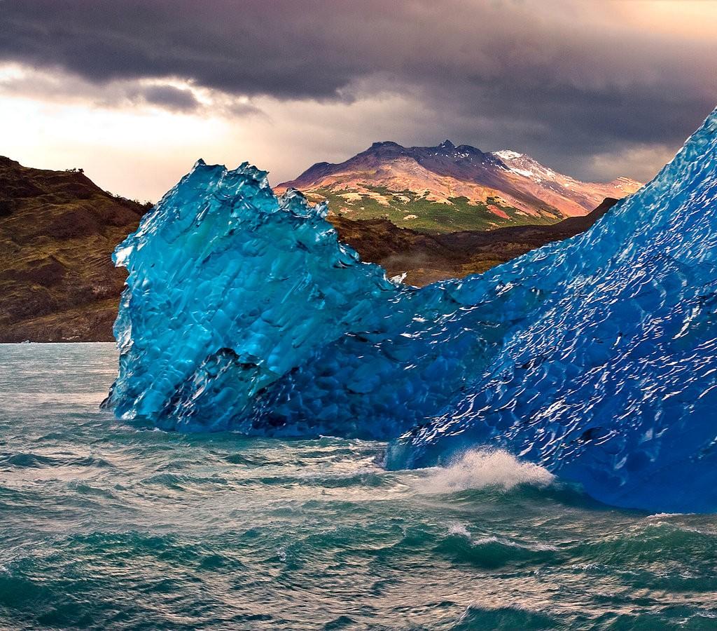 جبل الجليد
