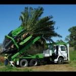 آلة نقل الأشجار