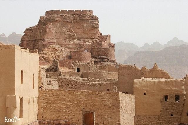 مساكن العلا القديمة