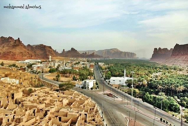 مساكن العلا الأثرية