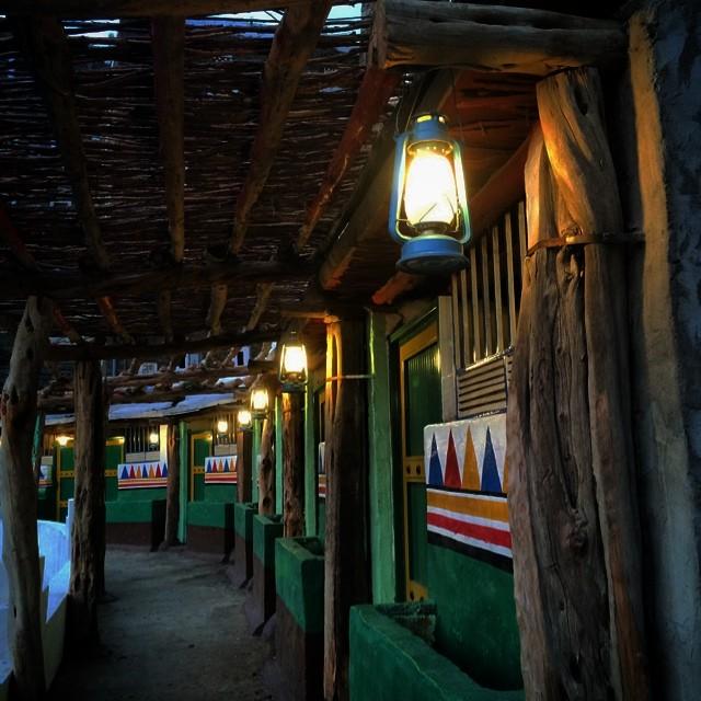 تراث قرية رجال المع