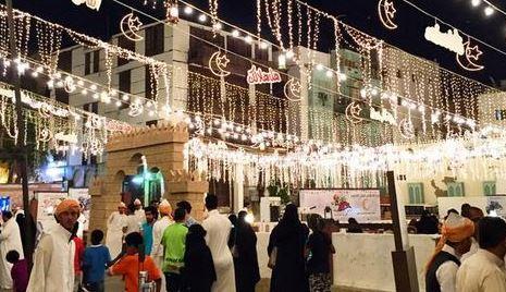 جدة البلد أفضل مكان تزوره في رمضان