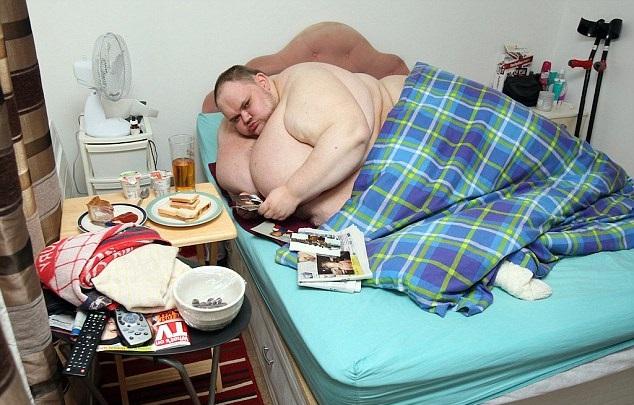 Karl fattest man